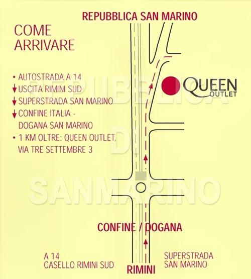 Awesome Queen Outlet San Marino Photos - dairiakymber.com ...