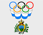 Symbol of San Marino National Olympic Committee