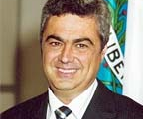 Angelo Vicini, President of San Marino National Olympic Committee