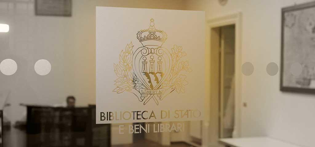 San Marino Biblioteca
