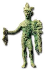 Statuetta Mercurio - Età romana