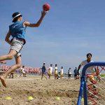 beach tchoukball Rimini