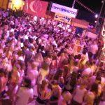 pienone alla notte rosa 2012