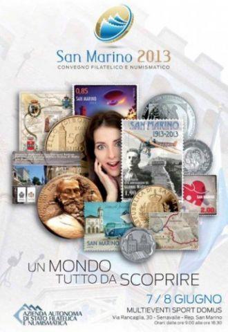 convegno numismatico san marino 2013
