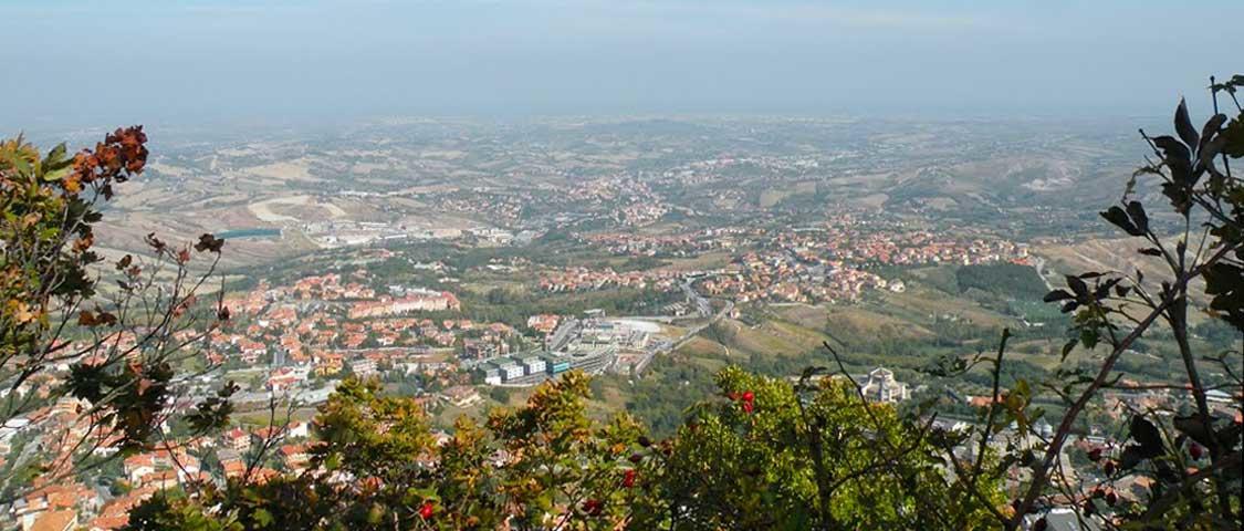 Città di San Marino, capitale di San Marino