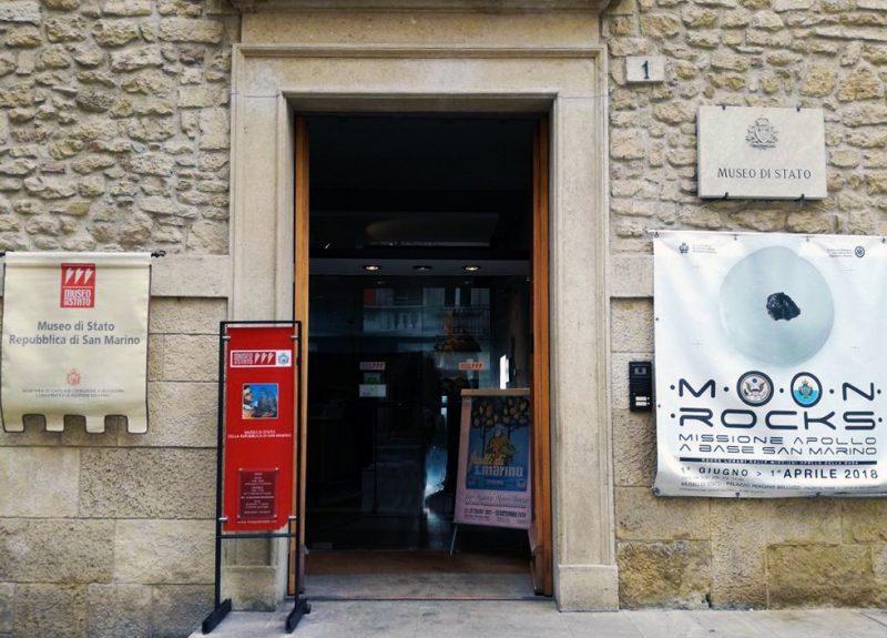 ingresso del museo di stato