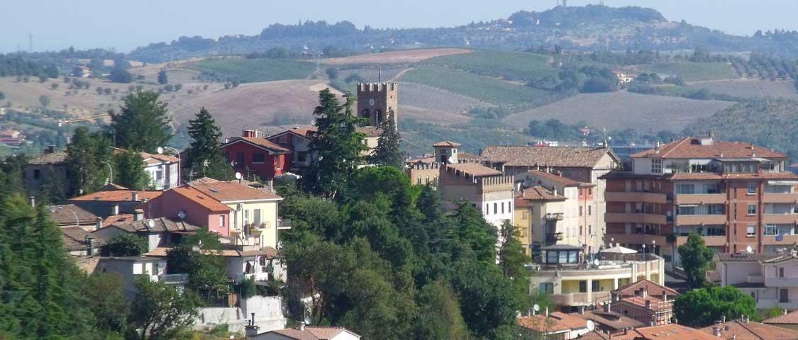 Serravalle San Marino, Castello di Serravalle di San Marino