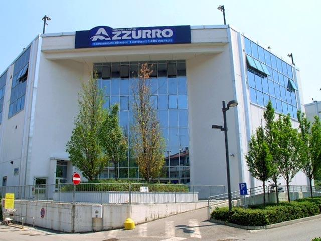 azzurro shopping center